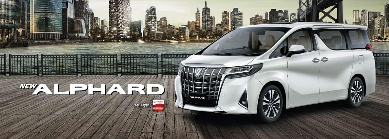 Harga Dan Spesifikasi Toyota New Alphard