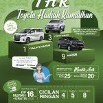 Promo Toyota Hadiah Ramadhan Di Solo Toyota