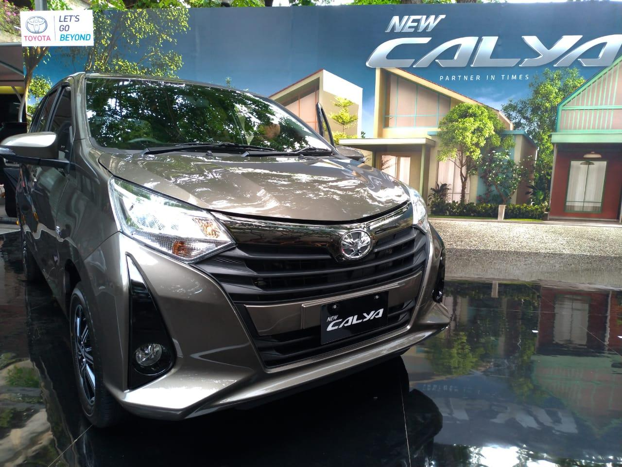 Nikmati Sensasi Fun To Drive Calya Facelift Di Dealer Toyota Solo