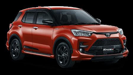 Warna Toyota Raize (3)