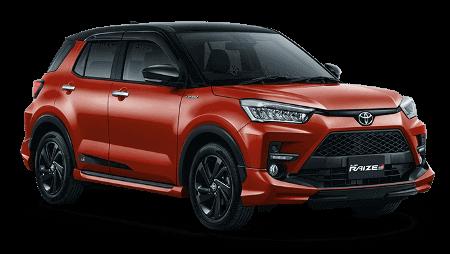 Warna Toyota Raize (4)