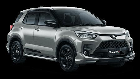 Warna Toyota Raize (5)