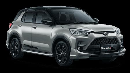 Warna Toyota Raize (6)